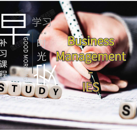 Business Management – IES